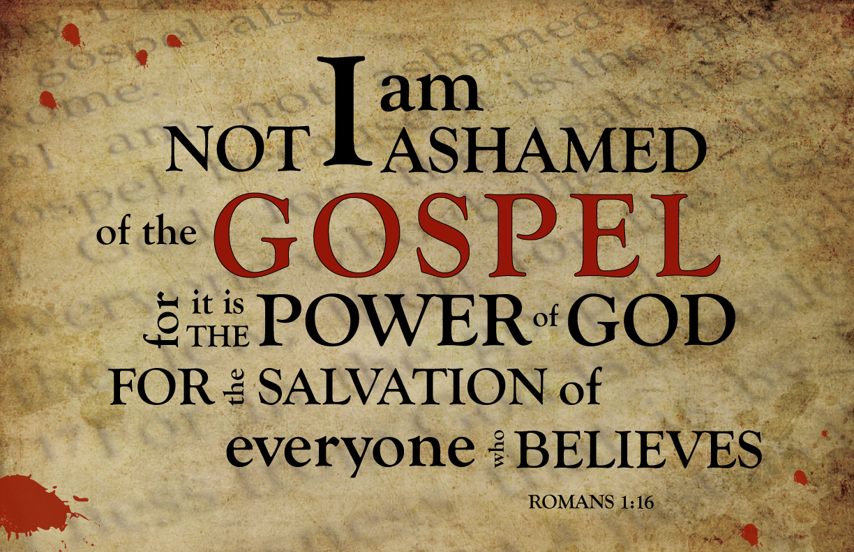 The Power Of God's Word To Salvation (Part One) – David ...