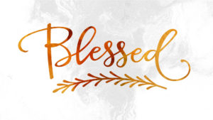Beatitudes (Part One)